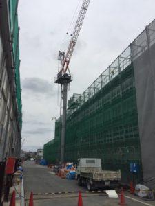 千葉県某市ポンプ場建設工事その2に伴うとび・土木・コンクリート工事1枚目