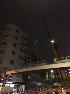 東京メトロ主要駅改良に伴うとび・土木・コンクリート工事