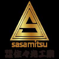 佐々光工業タブ表示用ロゴ